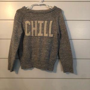 Boys 3T Crewcuts Sweater